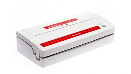 Aparat za vakuumiranje BV500 na belem ozadju.