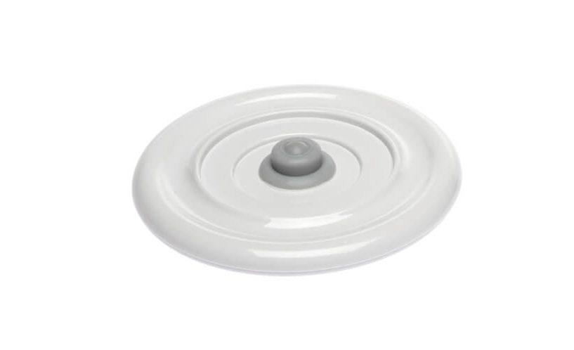 Univerzalni vakuumski pokrov 2 v beli barvi.