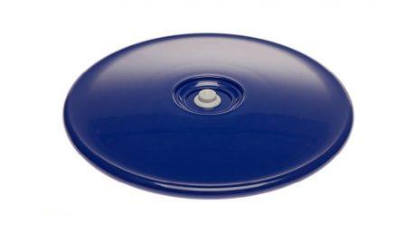 Univerzalni vakuumski pokrov 4 v modri barvi.