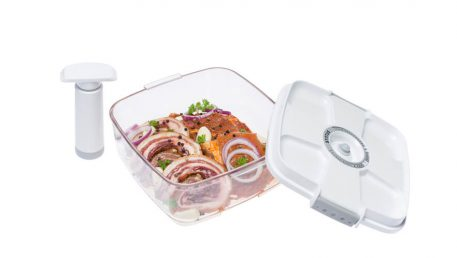 Set za mariniranje mesa v vakuumu