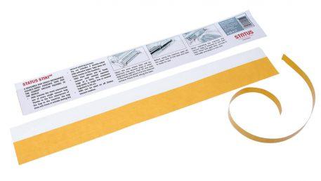 Status stiki obojestranski lepilni trak za enostavnejše vakuumiranje.