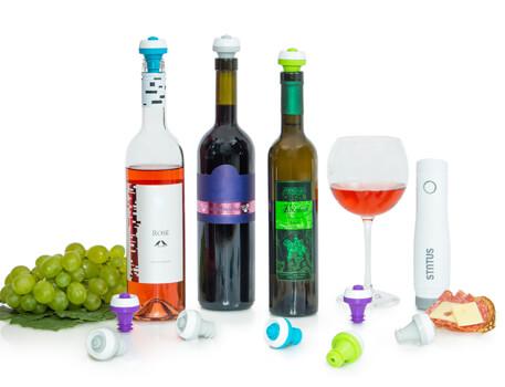 vakuumski zamaški za vino