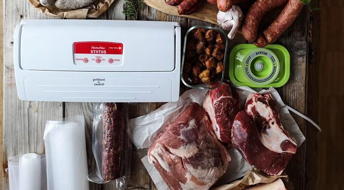 vakuumiranje mesa od kolin