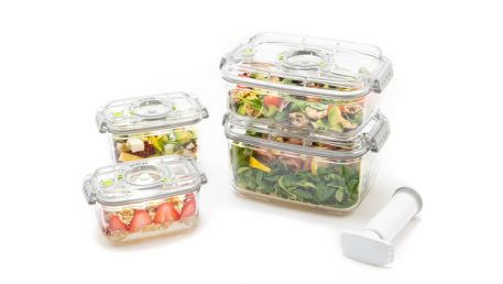 vakuumske posode za podaljševanje svežine živil
