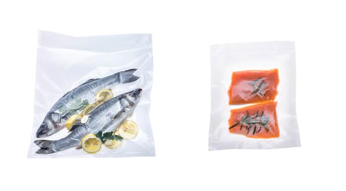 vakuumiranje rib