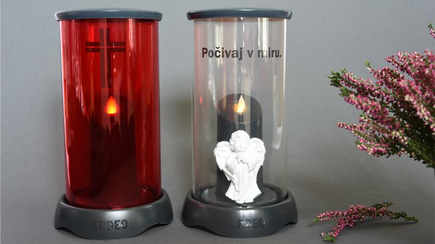ekološke nagrobne sveče